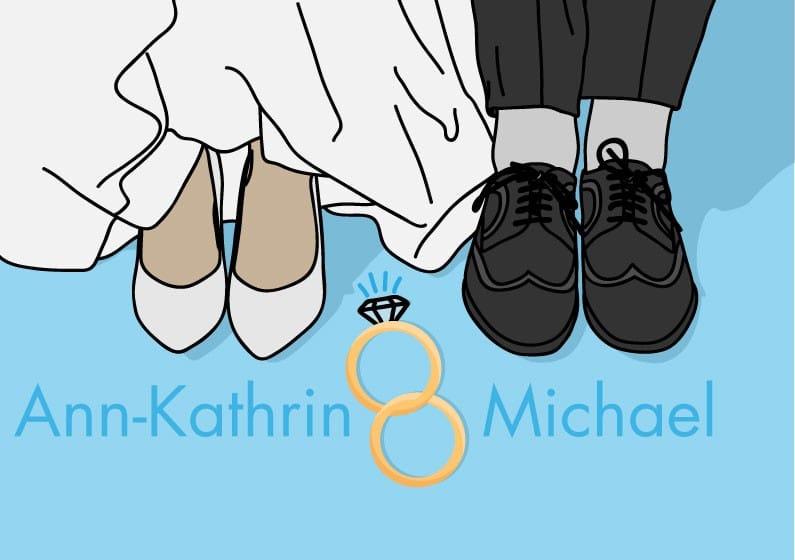Interview mit Ann-Kathrin & Michael