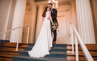Hochzeit als Schnitzeljagd